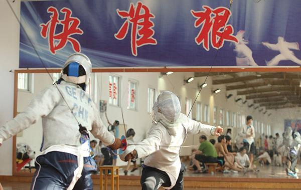 中国击剑困局:大众击剑如何反哺体校缺陷