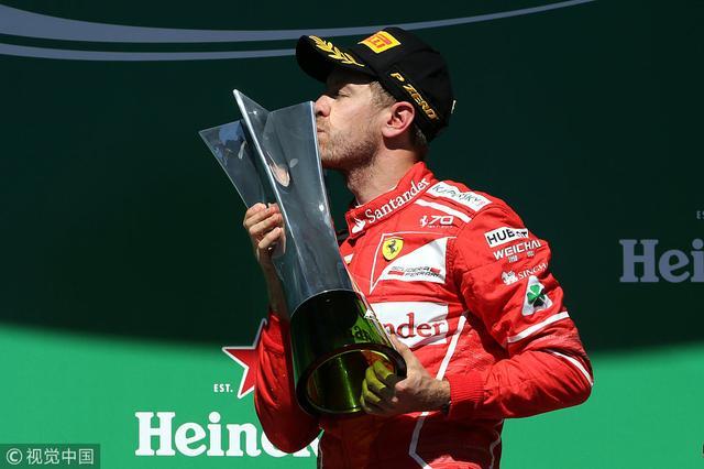 F1车手积分榜:维特尔差4分锁定年度亚军