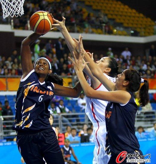 女篮68分大胜只是冰山一角 北京曾创94分惨案