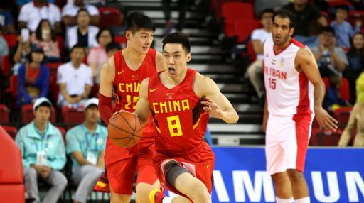 亚运男篮四强:中国首次无缘 哈萨克成大黑马