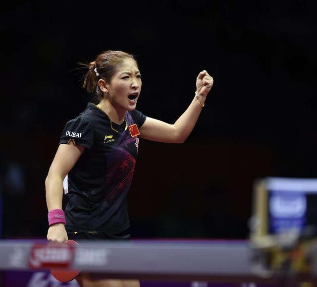 中国女乒矢志收复世界杯   刘诗雯目标就是夺冠