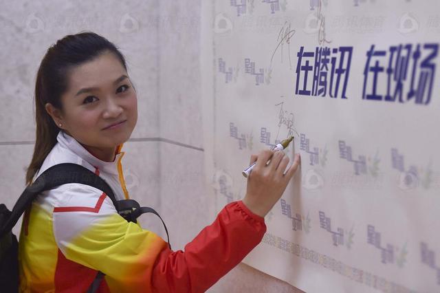 中国射击女队做客 夺冠日13小时仅喝瓶水
