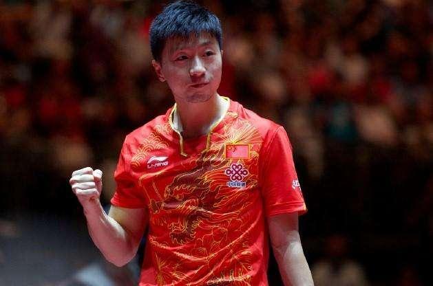 乒联:马龙公开冠军差老萨3个 尚未在日乒赛夺冠