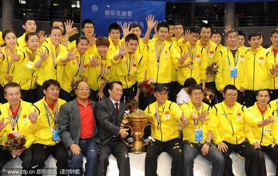 数字盘点:国羽20连胜决赛5零封 创苏杯纪录
