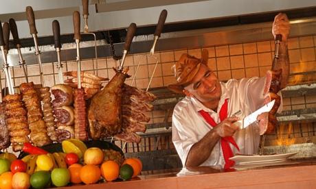 肉食者!巴西世界杯美食攻略 一道菜驰名全球