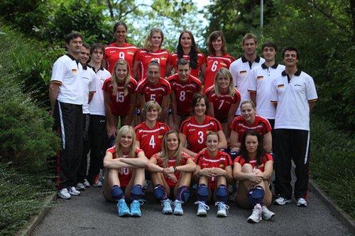 2010世界女排大奖赛德国队完全名单