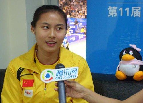 王仪涵想带爸妈看世博 骄傲上海迎来世界盛会