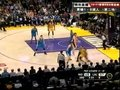 视频:黄蜂vs湖人 奥多姆平篮一刀破空飙射