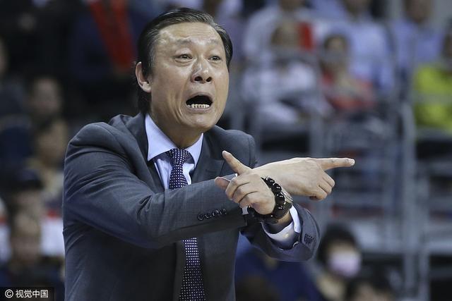 李秋平:再夺冠没第一次激动 盼周琦早去NBA