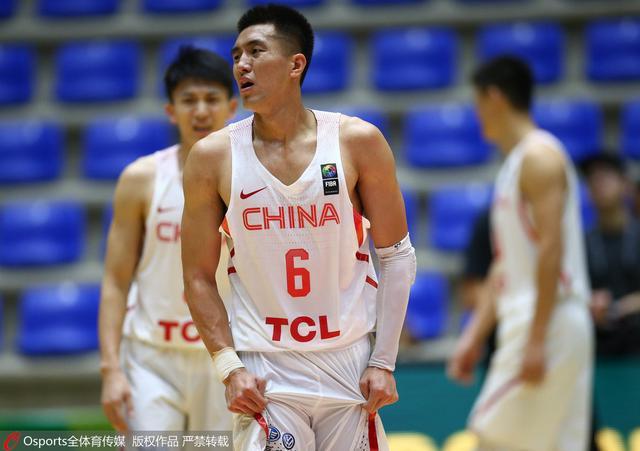 男篮第9位国际赛30+球员 杜锋钦点郭少当领袖