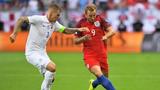 【集锦】英格兰1-0斯洛伐克 拉拉纳95分钟绝杀