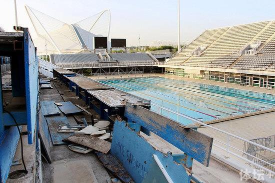 里约奥运主场馆荒废 北京奥运多场馆同病相怜