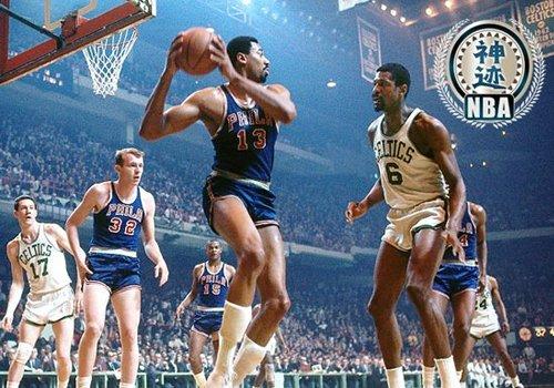 张伯伦创造NBA单场最高篮板球数