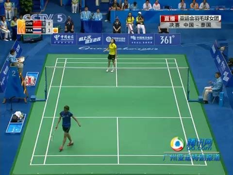 视频合辑:羽球女团决赛 中国队3-0完胜泰国
