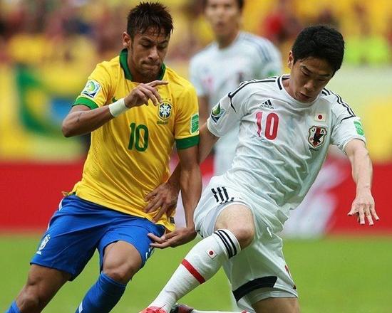 腾讯特评:日本失去比赛感觉 显然有胆怯作祟