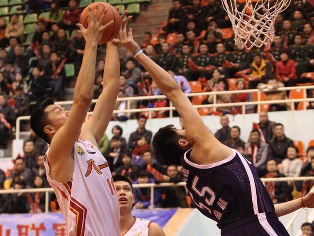 大郅23分8篮板 八一主场84-93遭东莞逆转截图