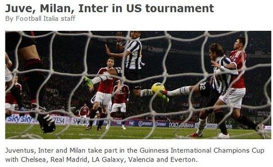 ...意大利足球网》报道,包括   新浪微博   QQ空间   腾讯微博...