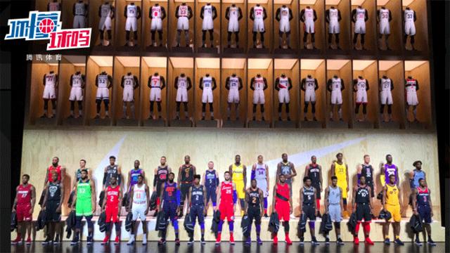 NBA球队如何确定主色调?这里面的学问真不少