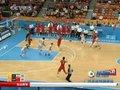 视频:中国男篮险胜伊朗 决赛与韩争冠