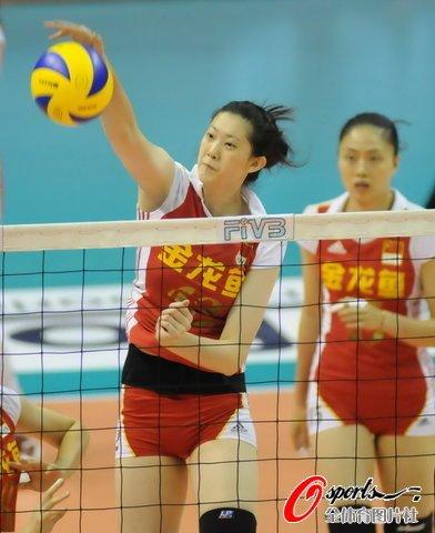 亚洲杯-中国女排3-0越南 四战不失一局进四强