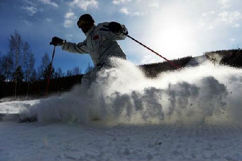 法媒称冬季运动将在中国爆发:滑雪不再是奢侈