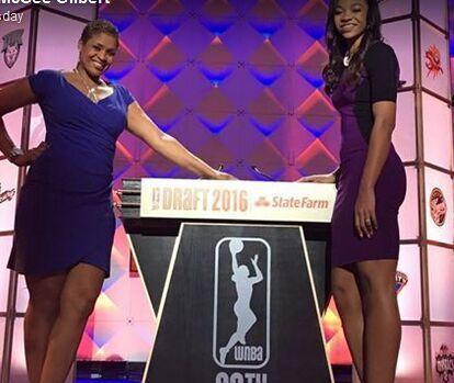 麦基母亲成史上最牛妈妈 儿子打NBA女儿打WNBA