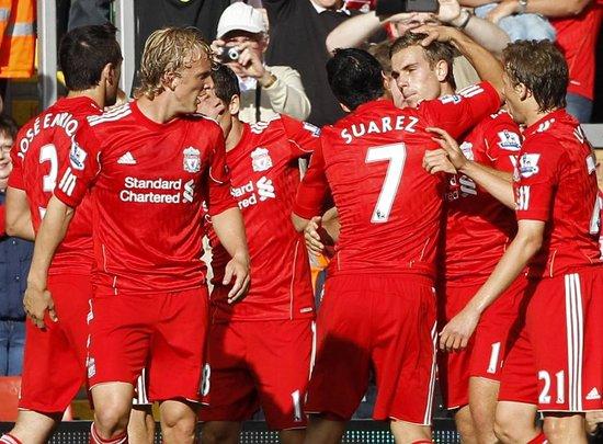 利物浦创21世纪以来最佳开局 31月后再登榜首