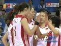 视频集锦:亚运会女排小组赛 中国3-1泰国