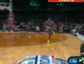 视频:全明星扣篮大赛 伊巴卡再现罚球线起跳