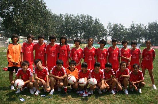 知名企业大力赞助校园足球 全力培养天津之星