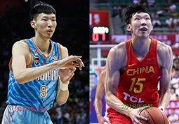 对比周琦NBA一年身材变化 姚明阿联也曾巨变