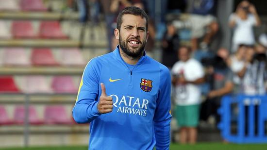 Barcelona announced big league list: Alba returned from injury