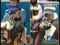 视频:女子10米步枪决赛试枪 精彩即将呈现