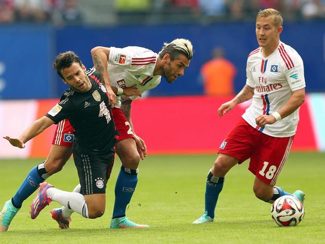 汉堡VS法兰克福前瞻:垫底零进球 汉堡需止颓