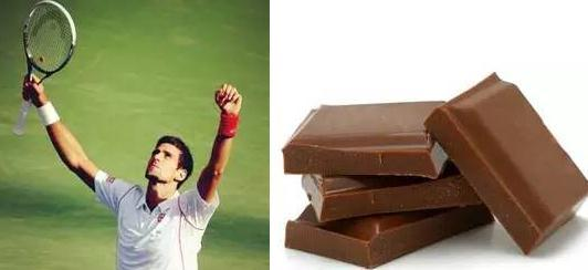 小德自曝夺冠才吃巧克力 世界第1付出巨大代价