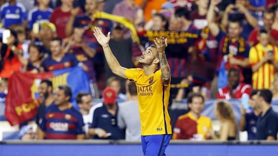 Barcelona 4-6 Chelsea: Suarez meritorious deeds