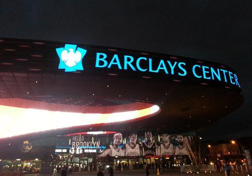 我的NBA游记(35):夜色下的布鲁克林