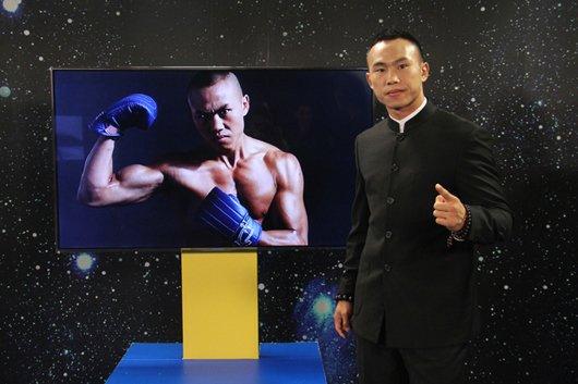《场外》第9期:K-1拳手周志鹏揭秘格斗背后