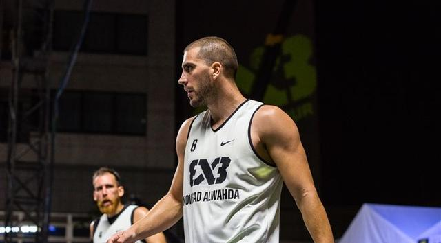 盘点2017十佳3X3男篮球员:杜桑-布鲁特领衔
