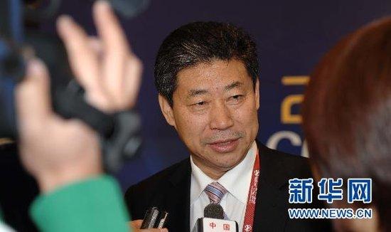 张吉龙出任亚足联执行主席 接替哈曼掌握大权