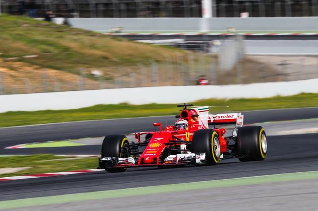 F1观察:冬季测试收官 法拉利真是大热门?
