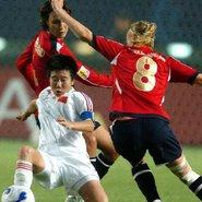2007中国女足世界杯