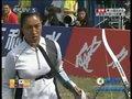 视频:射箭女团赛 蒙古队连续发挥失误