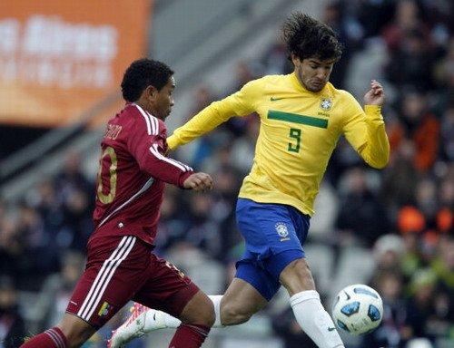 桑巴军至尊天才是谁? 巴西2大支柱米兰制造