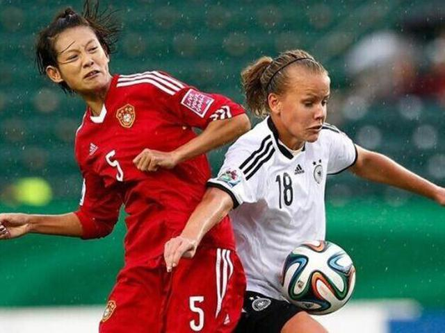 U20女足世界杯-4度落后均扳平 中国女足5-5德国截图