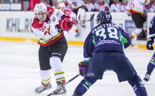 KHL-昆仑鸿星频失良机 爆冷不敌东部倒数第二