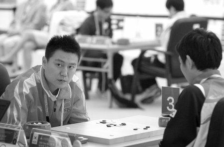 中国围棋脸丢大了