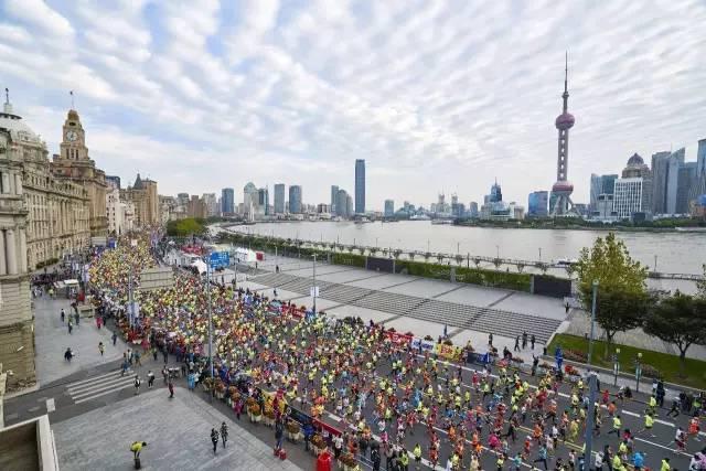 上海马拉松取消半程赛事 全程报名费仅为100元