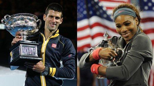 ITF年度颁奖:小德力压纳达尔 当选年度冠军