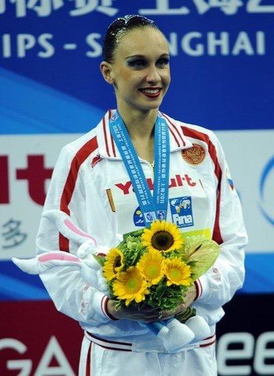 世游赛首位六金王:俄花游美女成就金牌满贯